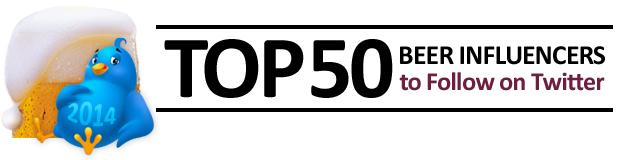 Top50BeerInfluencersTwitter