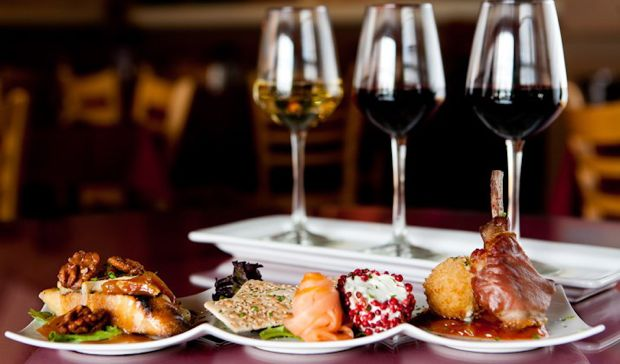 Food and wine pairings wine for Food wine bar zinfandel