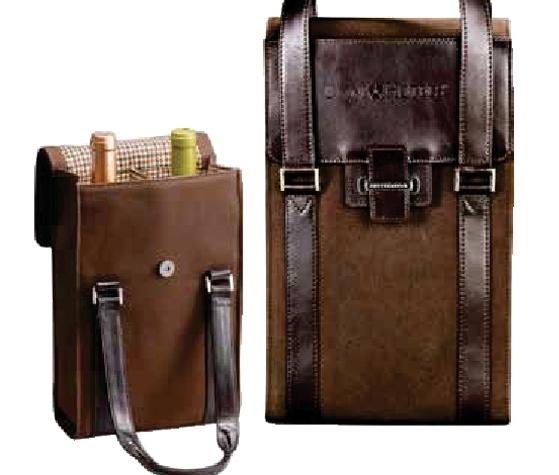Cutter Amp Buck Wine Valet Bag Wine Bags Com