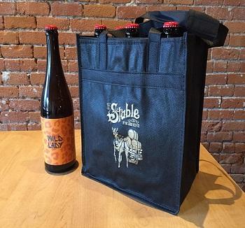 Non Woven Bag 6 Bottle Capacity