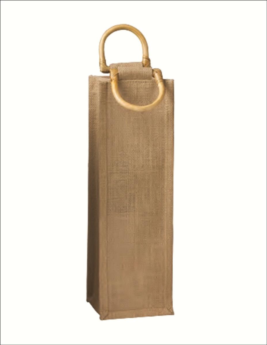 Single Bottle Wine Tote Bags Custom Imprinted Wholesale Options